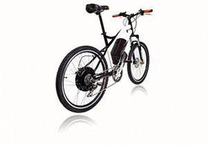 Cyclotricity Bicicleta eléctrica, Stealth 1000 W 12 Ah 20 «