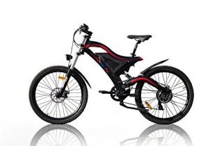 500 W Hub Motore Bike 26 x .2.0 forgo Zoom Tenedor 11,6 Ah lithiun battery
