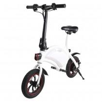 Windgoo Bicicleta eléctrica Plegable Ruedas de 12″,Batería de Litio de 4400-36v