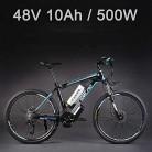 SMLRO 26″ 48V 500W Bicicleta eléctrica, Bicicleta de montaña de 27 velocidade