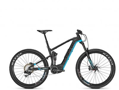 Focus E-Bike Jam2 29 Ltd 10,5 AH 10G 29 Aduanas Diamant blackm/Blue