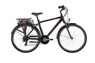 Atala Bicicleta eléctrica E-Bike Trekking Front Rueda 28 Run