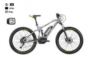 "Atala E-Bike b-xgr8 S 27.5 + ""10 velocidades Talla 44 Bosch"