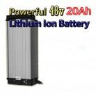 Batería de litio de 48 V 20 Ah con cargador de 4 A