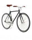 Bibóo Bikes Gekko Bicicleta Eléctrica, Unisex Adulto, Negro, 54 (L)