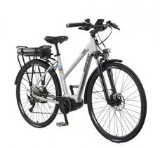 Bibóo Bikes Yak Bicicleta Eléctrica, Unisex Adulto, Gris, M