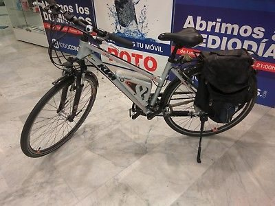 Bicicleta Eléctrica KTM eFun Talla 46 28» B