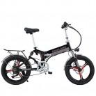 BNMZXNN Bicicleta Plegable de 20 Pulgadas