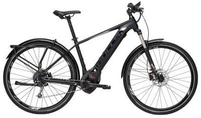 Bulls Bicicleta Eléctrica Iconic Evo 29 13,4Ah Negro 2020
