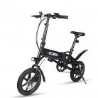 Chen0-super Plegable Bicicleta eléctrica Ligera Aviación Aluminio