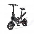 """Chicstyleme Bicicleta Eléctrica Plegable de Marco de Aleación de Aluminio, 12"""""""