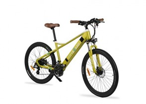 Cityboard E- Tui Bicicleta Eléctrica, Unisex Adulto, 27.5 Pulgadas