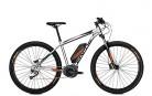 E-bike Focus jarifa2 EX Active 29 'Hombre 9 g Altus Bosch Active Plus 11,1 Ah, plata