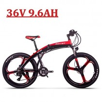 eBike_RICHBIT 26 » Bicicleta eléctrica Plegable