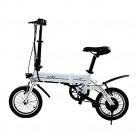 Eelo 1885 Bicicleta eléctrica plegable, portátil