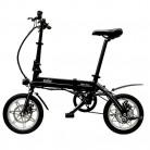 eelo 1885 Disc Bicicleta eléctrica Plegable, portátil