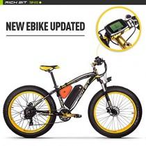 Eléctricas Bicicletas TP022 1000W Motor 48V 17Ah