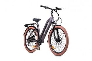 ELECTRI Bicicleta eléctrica Anima autonomía de 60 km