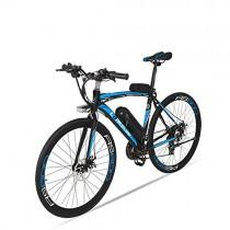 GTYW, Bicicleta Eléctrica, Macho/Hembra, Bicicleta, Bicicleta De Carretera, 240W * 36V Azul