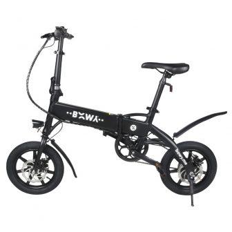 Híbrido eléctrico bicicleta plegable bicicleta eléctrica de aluminio de la aviación de...