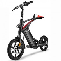 Hxl Bicicletas electricas Bicicletas de montaña Plegables con 36v10ah Litio