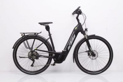 Ktm Bicicleta Eléctrica Cento 10 Plus 625WH Mujer Negro 2020