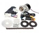 L-faster 24V36V250W Electric Conversion Kit for Common Bike