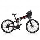 SHARMA NIA M80 Bicicleta Plegable DE 21 velocidades 48V * 350W