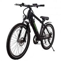 MERRYHE Bicicleta De Montaña Eléctrica 36V 250W Batería De Litio Extraíble
