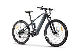 Moma Bikes Bicicleta Eléctrica E-MTB 29″ Full Suspension