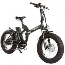 Monster 20″ FS – eBike Plegable – Suspensión Delantera – Motor 500W