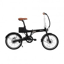 "MOVERACE Bicicleta Eléctrica Urbana EvoRoad ebike 20"" 50Km 25Km/h"