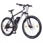 NCM Prague Bicicleta eléctrica de montaña, 250W, Batería 36V 13Ah 468Wh