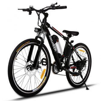 Nueva 26 pulgadas Bicicleta eléctrica sin escobillas Bicicleta Electrica Bicicleta negro Velo...