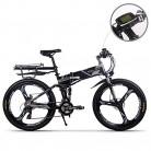 RICH BIT bicicleta de montaña eléctrica RT860 12.8Ah batería LG