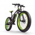 RICH BIT Bicicleta eléctrica para hombres E-bike