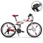RICH BIT Eléctricas RT860 E-Bike 12.8Ah Batería de litio 36V 250W Motor