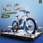 RICH BIT® RT-012 1000 W bicicleta eléctrica