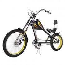 Riscko Bicicleta Estilo Chopper New Town Bep-37