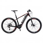 SAVADECK bicicleta eléctrica de montaña de fibra de carbono de 27,5 pulgadas