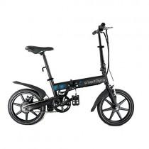 Smartgyro Ebike Black – Bicicleta Eléctrica Plegable