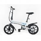 Smartgyro Ebike White – Bicicleta Eléctrica Plegable con asistente al pedaleo