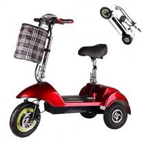 Triciclo eléctrico adulto,150 kg Carga máxima,Movilidad eléctrica