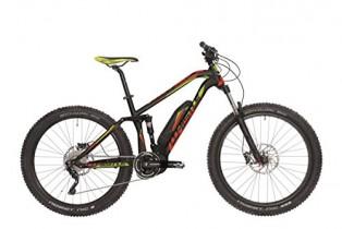"'Whistle bicicleta eléctrica Yaw S 29 ""Talla 41 Yamaha pw-x 10 V"