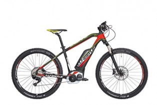 'Whistle E-Bike B-Ware HF SLS 27.5 «11 velocidades Talla 45 Brushless Bosch 36 V