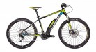 Whistle 'Mountain Bike eléctrica ebike Yonder Motor Yamaha PW-x 400 WH