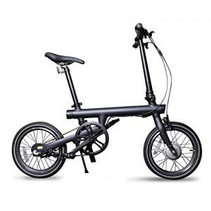 Xiaomi Qicycle – Bicicleta Eléctrica Plegable 250W, Negro